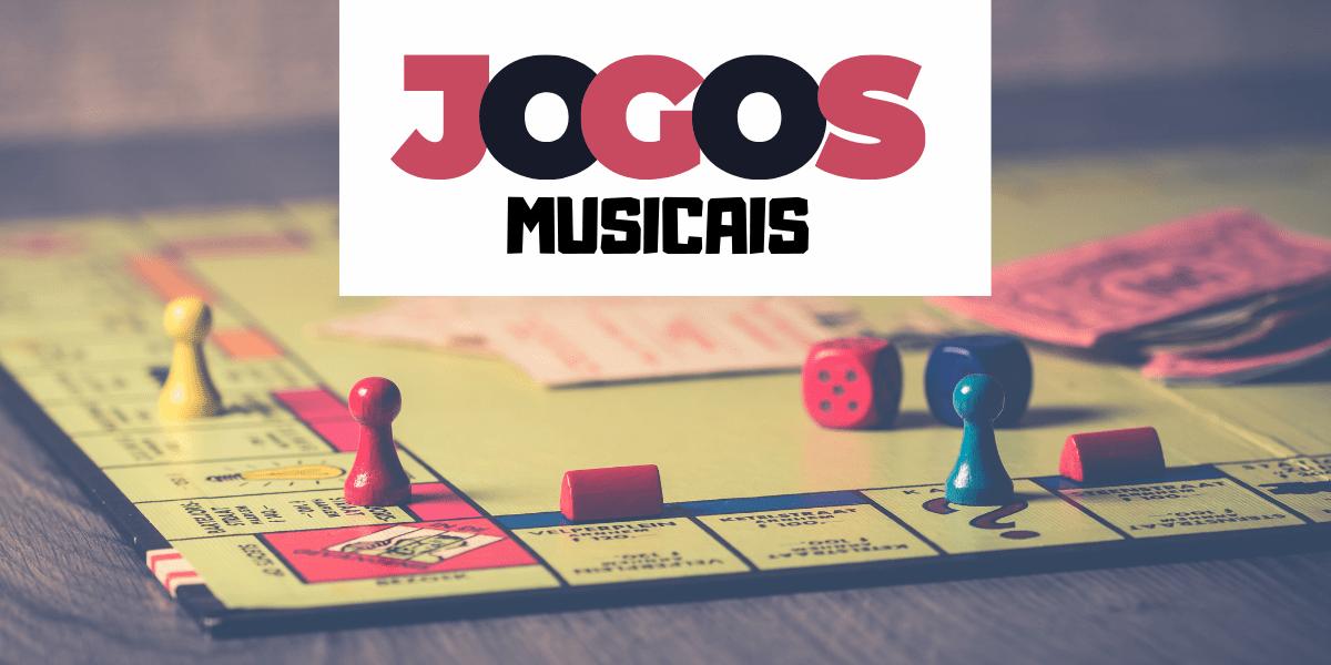 Jogos Musicais - jogos de muicalização