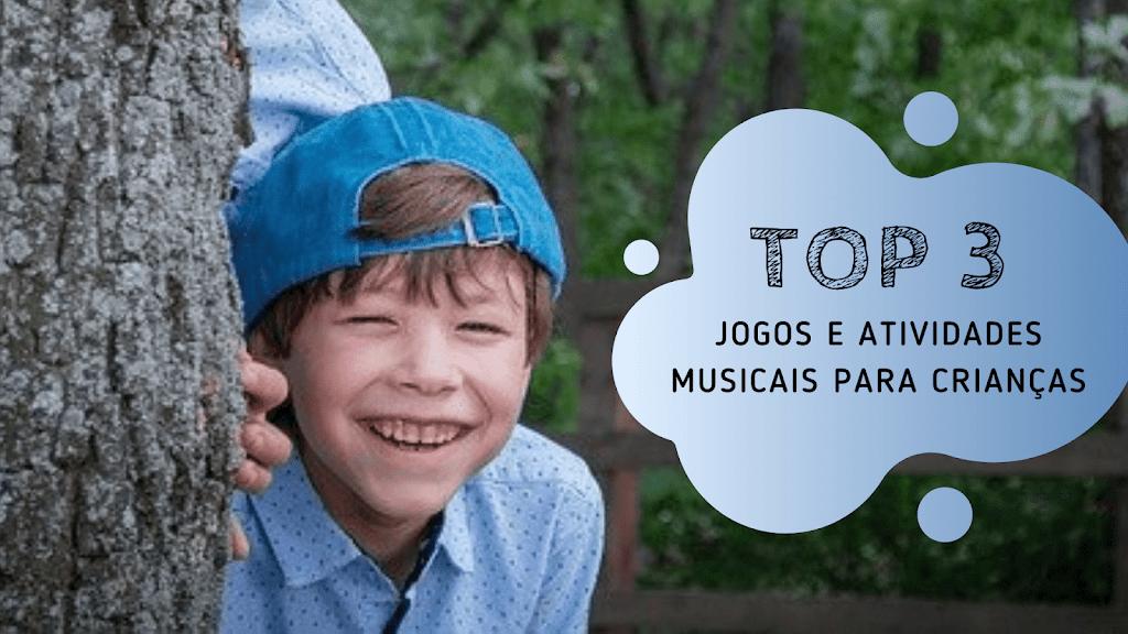 atividades musicais - jogos musicais